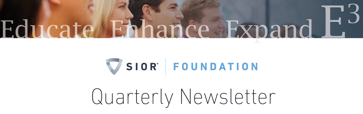2020 SIOR Foundation Quarterly Newsletter_Banner